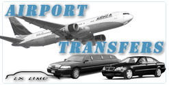 Sacramento Airport Transfers and airport shuttles