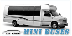 Mini Bus rental in Sacramento, CA