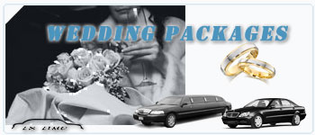 Sacramento Wedding Limos